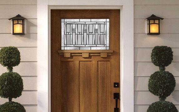 Fibergl Door