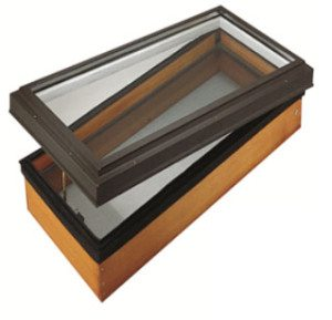 Wood Deck Mount Skylight